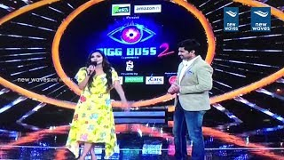 Sanjana Anne eliminated from Bigg Boss 2..