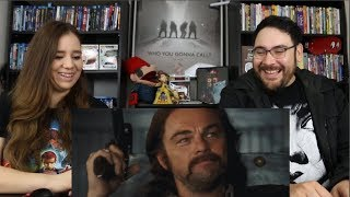 Once Upon a Time in Hollywood - Official Teaser Trailer Reaction / Review