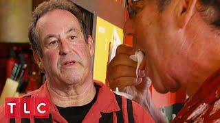 Roy Orders 14 Free Samples of Ice Cream! | Extreme Cheapskates