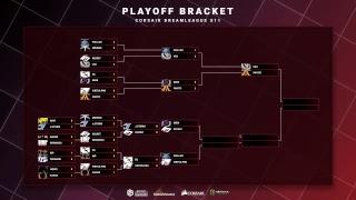 Keen Gaming vs Fnatic - Upper Bracket - BOF 3 Game 2 - CORSAIR Dream League Season 11