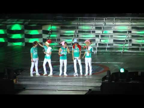 110910 SHINee World Concert SG - One + Birthday Song for Key + Ending (29/29)