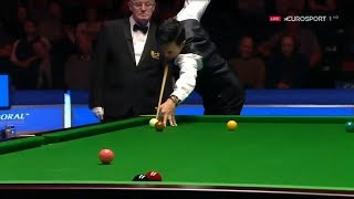 Required Only One Snooker!!! Amazing Frame