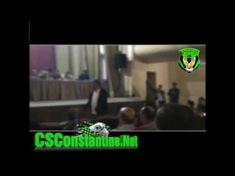AG du CSC Constantine - Passage au professionnalisme - 03