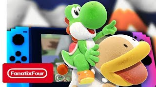 Yoshi's Crafted World Looks to be Worth the Wait for 2019