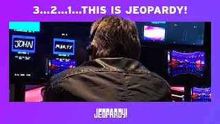 In the Director's Booth | JEOPARDY!