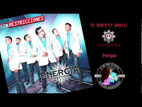 La Energia Norteña Mix 2013 // CD