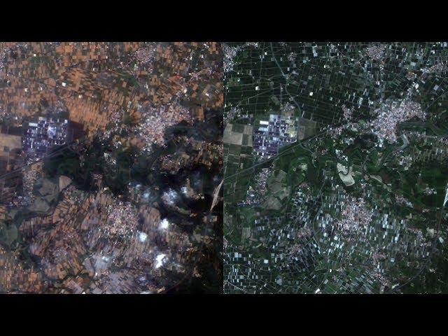 「福衛五號」調校完成 拍下花蓮震災照片