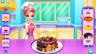 Food Maker Dessert Recipes, Cook Recipes, Cooking, Videos Games for Kids - Baby Android Gameplay