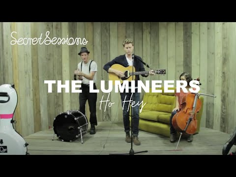 Baixar The Lumineers - Ho Hey - Secret Sessions