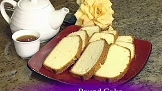Pound Cake - Xuân Hồng