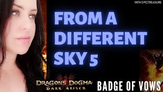 Dragon's Dogma FROM A DIFFERENT SKY 5 Gransys Badge of vow location