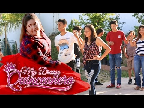 My Dream Quinceañera -  Alondra Ep 2 - Chaotic Court and Choreography Gone Wrong!