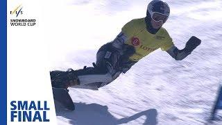 Ledecka vs. Loch | Small Final | Pyeongchang | Ladies' PGS #2 | FIS Snowboard