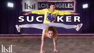SUCKER - Jonas Brothers Dance | Matt Steffanina & Sofie Dossi
