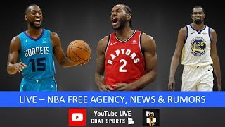 NBA Now: Free Agency Special With Tom Downey & Jimmy Crowther