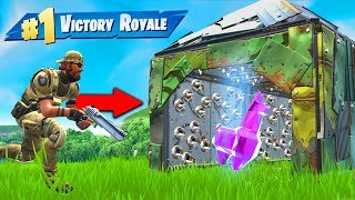 Diamond Llama *TRAP* TROLLING In Fortnite Battle Royale!