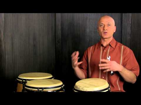 How to Tune Conga Drums