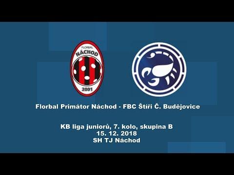 junioři, KB liga, Náchod - České Budějovice
