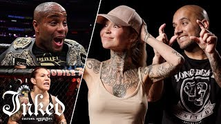 Tattoo Artists React To UFC Fighter's Tattoos | Tattoo Artists Answer