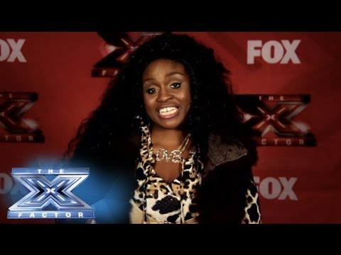 Yes, I Made It! Shanise Allen - THE X FACTOR USA 2013 - Smashpipe Entertainment