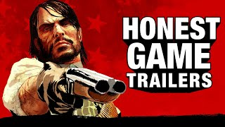 RED DEAD REDEMPTION (Honest Game Trailers)