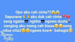 Kumpulan Caption Bahasa Jawa Buat Status Wa From Army Squad Kenh