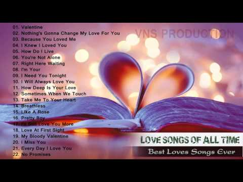 Best Valentine's Day Songs Top 100 Love Songs 2018 Playlist List