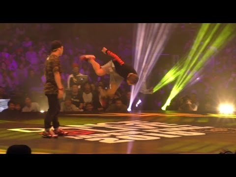 TAISUKE vs ISSEI FINAL BREAK / DANCE@LIVE 2015 FINAL
