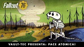 Fallout 76 - Vault-Tec presenta: Pace atomica! Video sulle armi nucleari