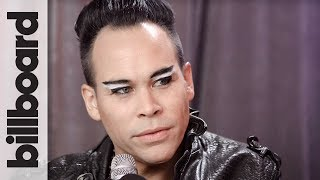 Luke Steele of Empire of The Sun - Looking Back at 10 Years of Performing!   Billboard