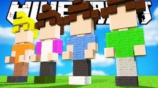 MINECRAFT ULTIMATE BUILD BATTLE! (Minecraft Building Game)