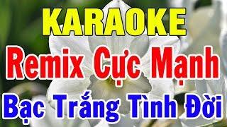 Karaoke Nhạc Trẻ Remix Cực Mạnh | Liên Khúc Nhạc Sống Trữ Tình Dể Hát Nhất | Trọng hiếu