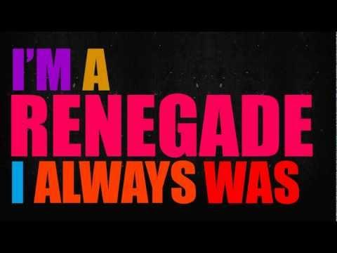 Paramore - Renegade Lyric Video