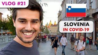 Welcome to Ljubljana City! | Dhruv Rathee Vlogs