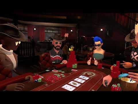 Le prime immagini di PokerStars VR
