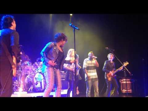Candy Dulfer live @ Sax '14 (Muziekgebouw aan 't IJ - Amsterdam)