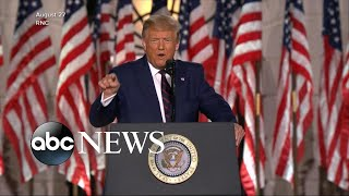 Trump to take questions from uncommitted voters in ABC News town hall l GMA