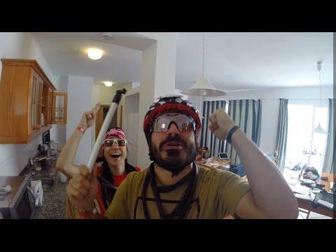 Unboxing maleta Ironman Lanzarote #HermanosIronman YouTube