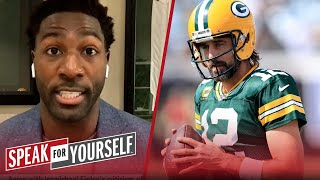 Jermichael Finley calls out Aaron Rodgers over poor work ethic — Jennings   NFL   SPEAK FOR YOURSELF