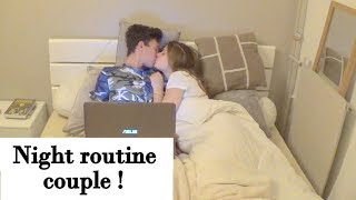 Night Routine Couple / Avec Babké 974 ♥