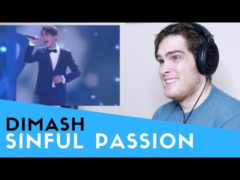 Voice Teacher Reacts to Dimash - Sinful Passion