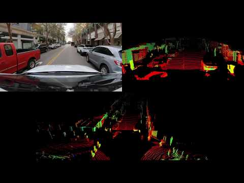 Watch a demo of Innoviz's solid-state LiDAR solution on a live test drive in the San Francisco Bay Area.
