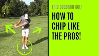 GOLF: How To Chip Like The Pros