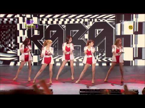 [Live]121223 KARA - Intro+Pandora+Mr. K-POP Super Concert in America