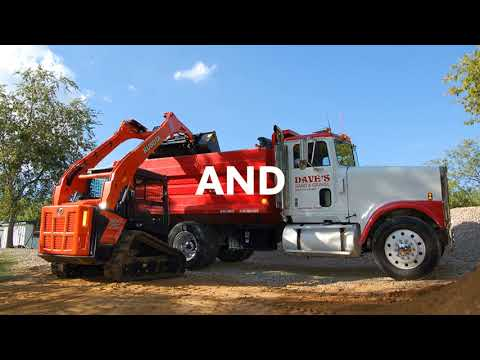Sand and Gravel Suppliers in Lewisville, TX - Dave's Sand and Gravel