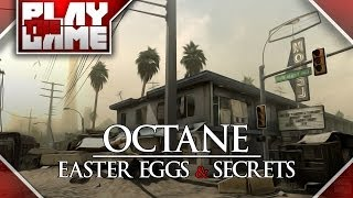 Octane (Easter Eggs & Secrets) Pack-a-Punch? | Call of Duty: Ghosts | Multiplayer Dissection