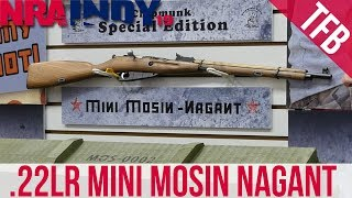 [NRA 2019] A Mini-Mosin Nagant and a LOT of Wild New .22s