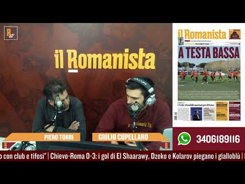 Piero Torri commenta Chievo-Roma 0-3:
