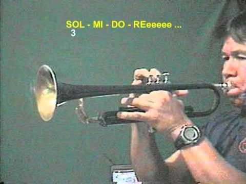 CORAZON DE SILVIA DIGITACION TROMPETA SIb PEPE LEVI  CD. ACUÑA COAH.
