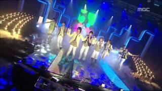 Super Junior - Happiness, 슈퍼주니어 - 행복, Music Core 20070721